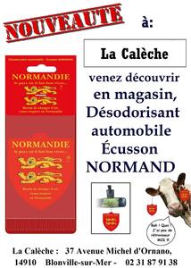 ECUSSON NORMAND désodorisant automobile