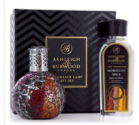 ASHLEIGH & BURWOOD  Coffret lampe Vampiress & Moroccan Spices