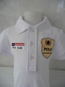 Polo enfant blanc   Polo Club