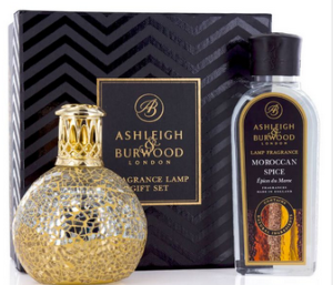 ASHLEIGH & BURWOOD  Coffret lampe Little Treasure