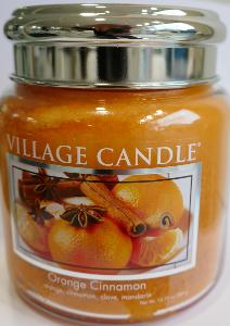 Nouvelle Collection de Bougies VILLAGE CANDLE